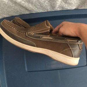 Florsheim slip on loafers in good condition